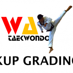 KUP GRADING | 23RD MARCH 2019